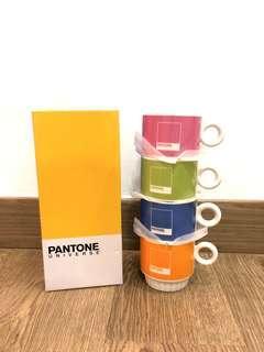 Pantone stacking mugs 疊疊杯