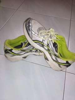 Asics Running Shoes (US 6.5)-Very Good Condition