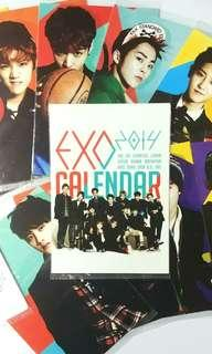 EXO Photos/Photocards