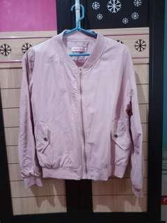 Bomber Import Dusty Pink