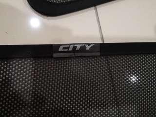 Honda city 03-08 sunshade (groovy)