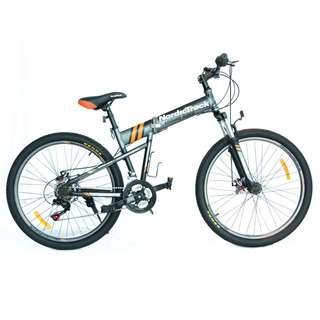 Nordictrac Foldable Bicycle