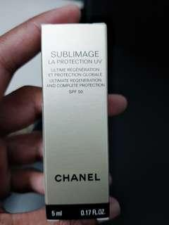 Chanel uv protection