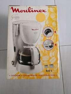 Coffee maker -