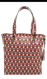🚚 Miu Miu Madras Print Bag