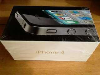 Empty iPhone4 box