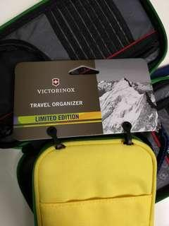 Brand New Limited Edition Victorinox Travel Organizer