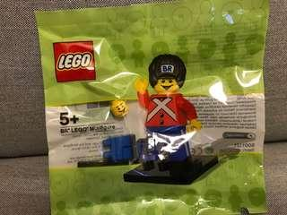 Lego人仔 5001121 BR store special edition