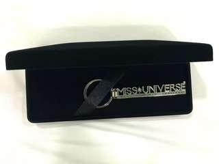 Miss Universe 2018 Pageant Key Chain / Key Ring