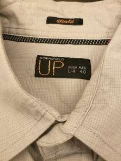 Original Springfield UP Long Sleeves Shirt #XMAS50 #NEW99