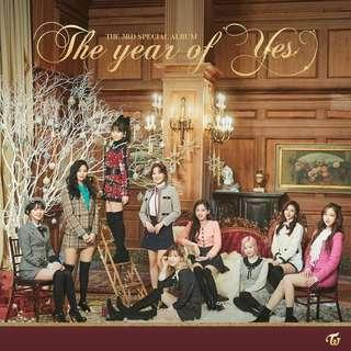 Twice: Year of Yes Albums