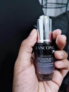 Lancome double wear serum