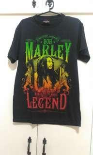 Black Reggae Shirt
