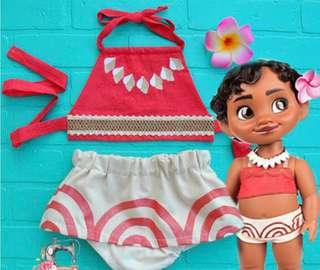 Baby Moana Costume (Fits 6-12 months old)