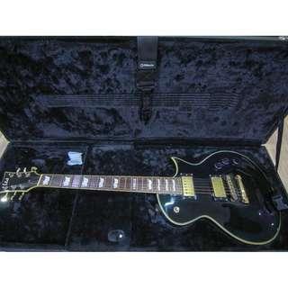Electric guitar ESP LTD EC-256 Black