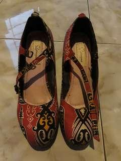 Etnik Shoes / Batik Shoes