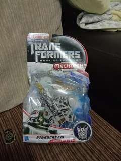 Transformers DOTM Starscream
