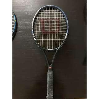 Used Wilson Supreme Smash Racket only. No case