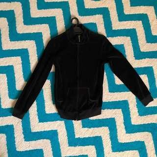 M&S Velour Jacket