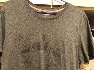 Line Friends Tee shirt, 90% new