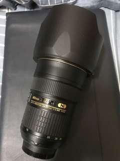 Nikon AF-S Nikkor 24-70mm f/2.8 IF-ED