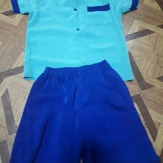 Uniform dzul iman smart khalifah
