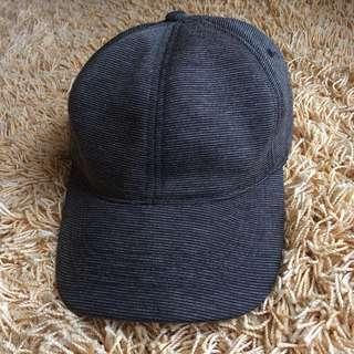 Penshoppe Dark Gray Varsity Cap