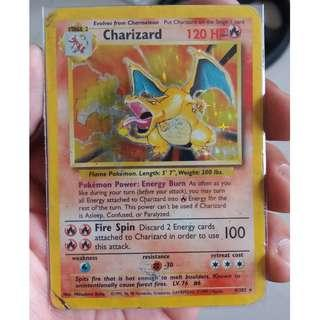 Charizard 4/102 Base Set
