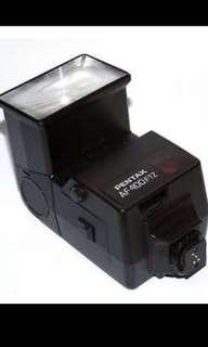 Pentax AF400FTZ AF TTL, Zoom flash,