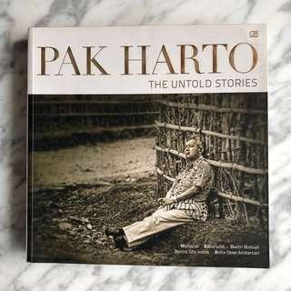 Biografi : Pak Harto, the untold stories lux edition