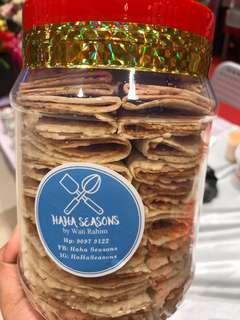 Delicious cookies - HALAL !