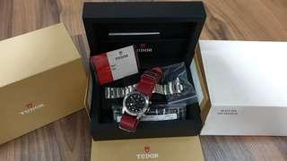 Tudor Black Bay Chronograph 2018 set