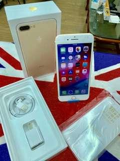 🚚 Kate's iPhone 7 Plus 128GB Gold New with Warranty