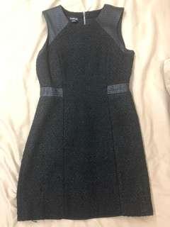 🚚 Bebe black dress