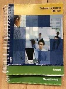 CIP C16 Textbook & C49 Textbook