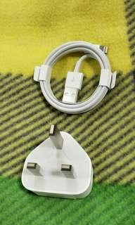Iphone Charger and cable original