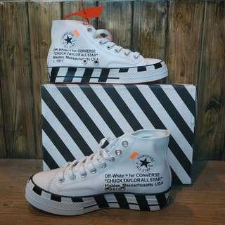 Converse x off offwhite