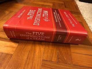 The Five Dysfunctions of a Team: Facilitator's Guide Set (new)