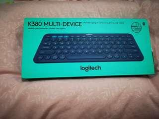 Wireless Keyboard - logitech k380 #xmas50