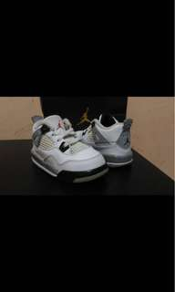 check out 3efad 85dbf Air Jordan 4 Retro (KIDS)