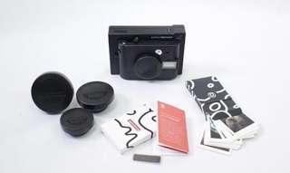 價錢可議 即影即有 Lomo'Instant 黑色版本 + 3 款鏡頭套裝 +  閃光燈膠片 #聖誕禮物