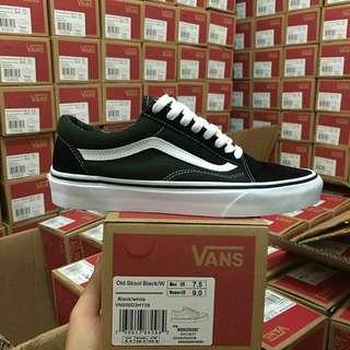 Vans Old Skool BW Global