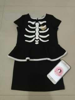 H&M baby dress preloved size 18-24m