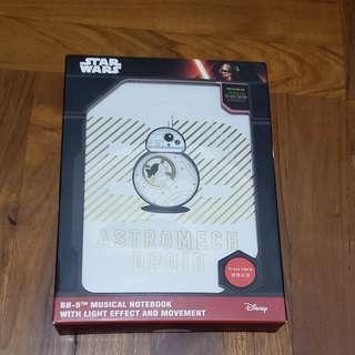 星戰發声記事簿 starwars notebook