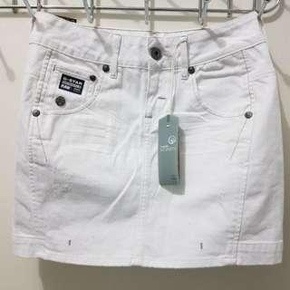 G STAR raw mini skirt size 24