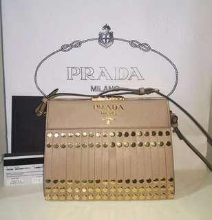 ❗️NEW❗️AUTHENTIC PRADA Saffiano Leather Sling Bag