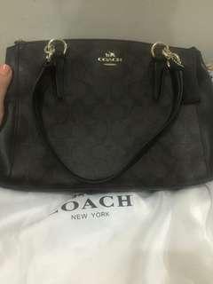 Coach bag christie small