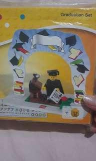 Lego Graduation Set