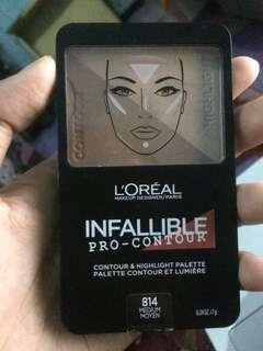 L'Oreal Infallible Pro-Contour (shade medium moyen)