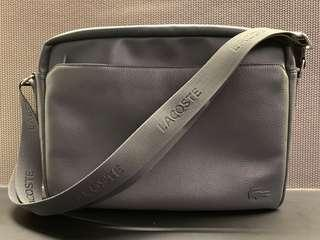 Lacoste Laptop Bag (Grey)